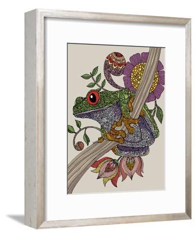 Phileus Frog-Valentina Ramos-Framed Art Print