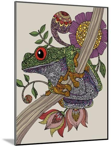 Phileus Frog-Valentina Ramos-Mounted Art Print