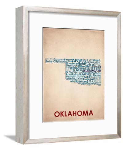 Oklahoma--Framed Art Print