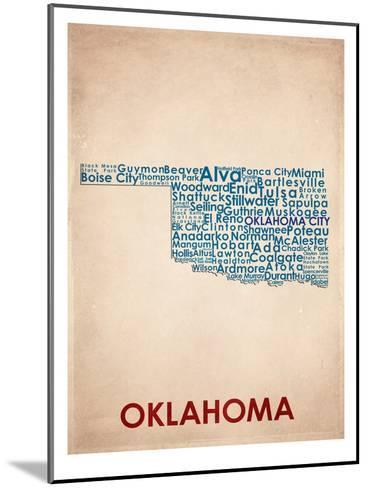 Oklahoma--Mounted Art Print