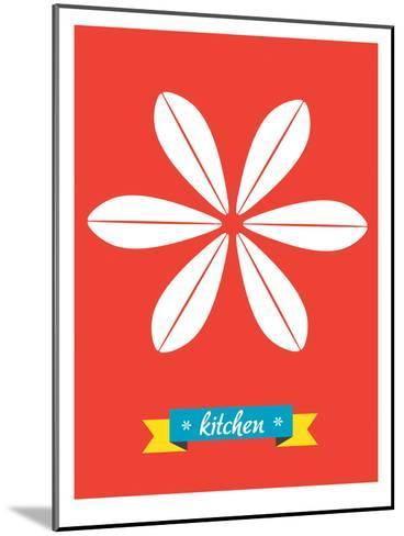 Kitchen-Patricia Pino-Mounted Art Print