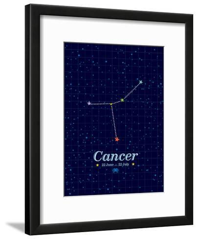 Cancer-Patricia Pino-Framed Art Print