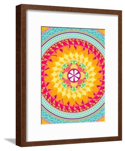 Pattern I-Patricia Pino-Framed Art Print