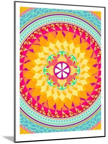 Pattern I-Patricia Pino-Mounted Art Print