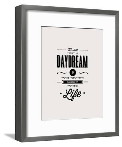 It's Not Just a Daydream-Brett Wilson-Framed Art Print