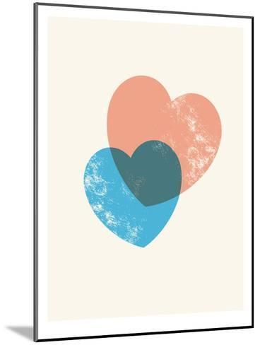Hearts Combine-Brett Wilson-Mounted Art Print