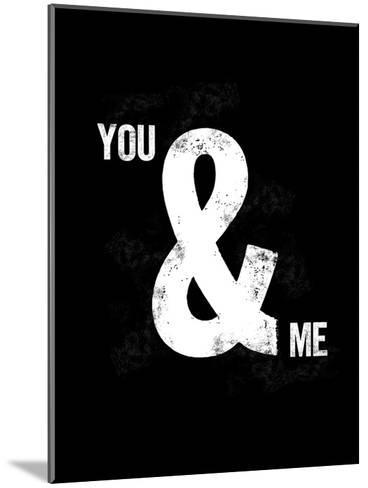 You Ampersand Me-Brett Wilson-Mounted Art Print