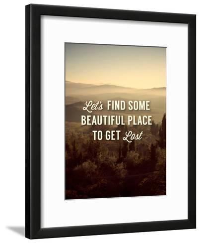Beautiful Place-Brett Wilson-Framed Art Print