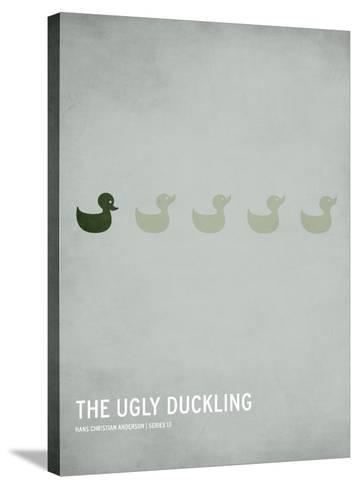 Ugly Duckling-Christian Jackson-Stretched Canvas Print
