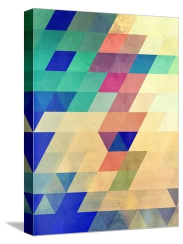 Untitled (Dyrzy)-Spires-Stretched Canvas Print