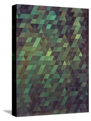 Untitled (Frygyd)-Spires-Stretched Canvas Print