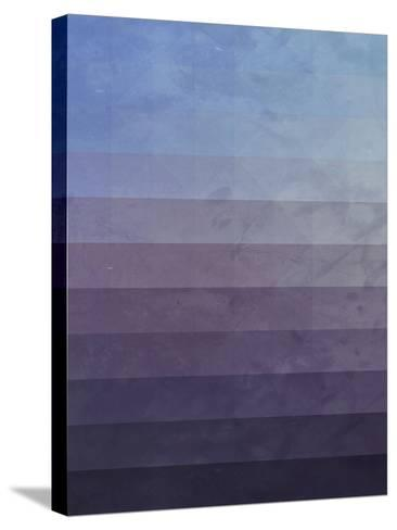 Untitled (myssyng yww)-Spires-Stretched Canvas Print