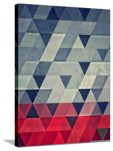 Untitled (Wytchy)-Spires-Stretched Canvas Print