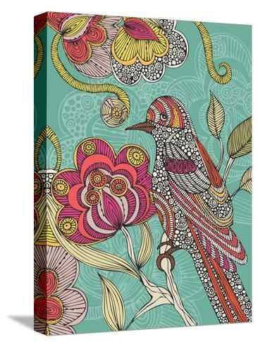 Beatriz-Valentina Ramos-Stretched Canvas Print
