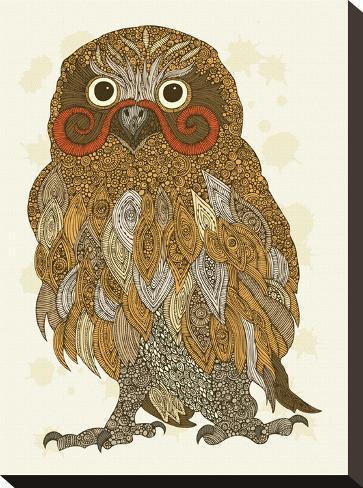 Mr. Earl-Valentina Ramos-Stretched Canvas Print