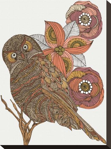 Victor-Valentina Ramos-Stretched Canvas Print