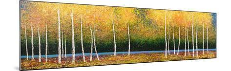 Grove Panorama-Melissa Graves-Brown-Mounted Giclee Print
