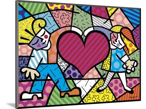 Heart Kids-Romero Britto-Mounted Art Print