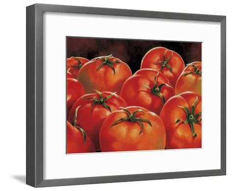 Pomodori-Stefania Mottinelli-Framed Art Print