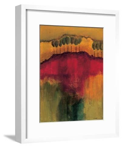 On Top of It All II-Mike Klung-Framed Art Print