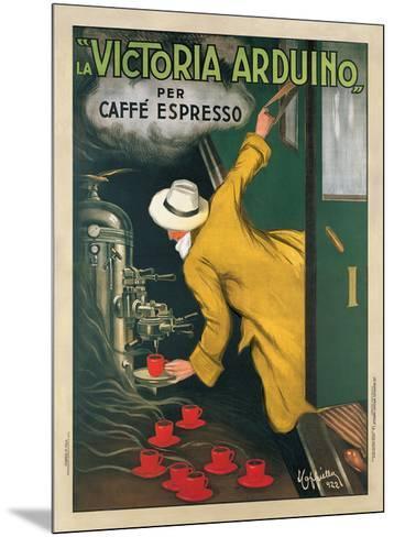 Victoria Arduino, 1922-Leonetto Cappiello-Mounted Giclee Print