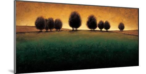 Incandescence-Gregory Williams-Mounted Giclee Print