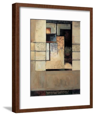 This Way I-Paul Sanderson-Framed Art Print