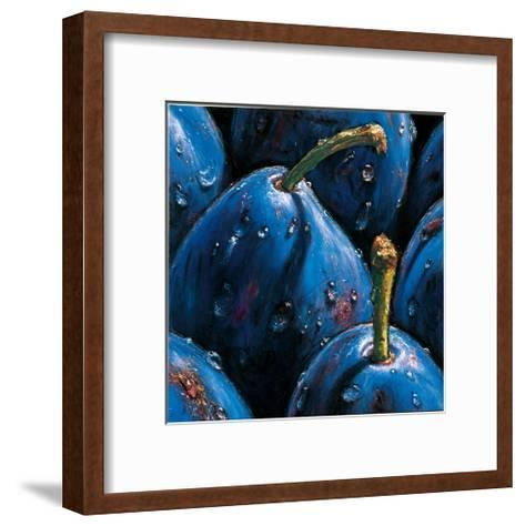Plums-Alma'ch-Framed Art Print