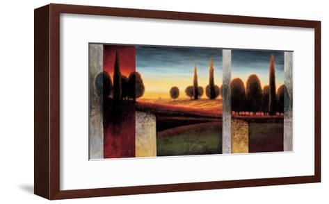 The Glow II-Gregory Williams-Framed Art Print