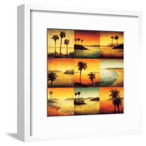 Palm Perspectives-Gregory Williams-Framed Art Print