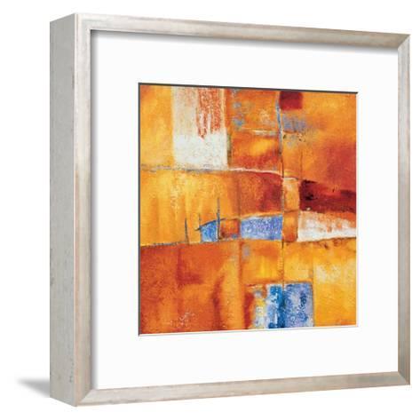 Intensita II-Claudia Raimondi-Framed Art Print