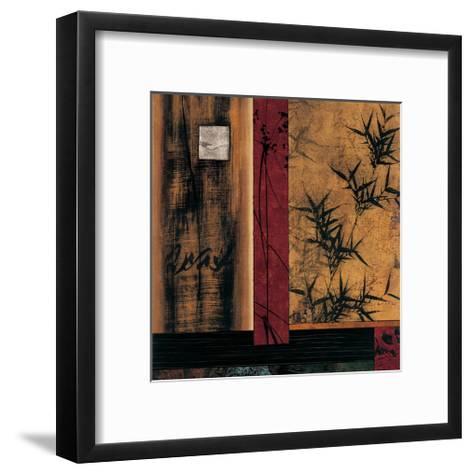 Sun Salutation I-Chris Donovan-Framed Art Print