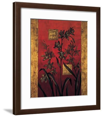 Evening Silhouette I-Erin Lange-Framed Art Print