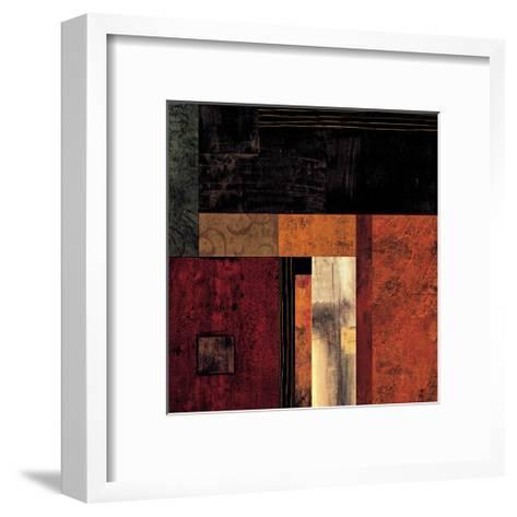 The Moment of Truth II-Chris Donovan-Framed Art Print