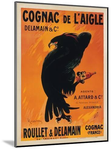 Cognac de L'Aigle-Leonetto Cappiello-Mounted Giclee Print