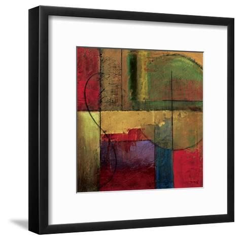 Opulent Relief I-Mike Klung-Framed Art Print