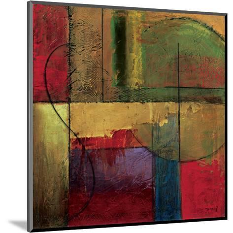 Opulent Relief I-Mike Klung-Mounted Giclee Print
