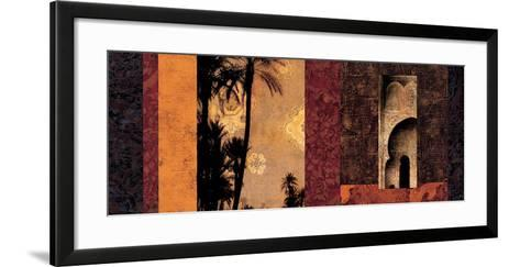 Marrakesh-Chris Donovan-Framed Art Print