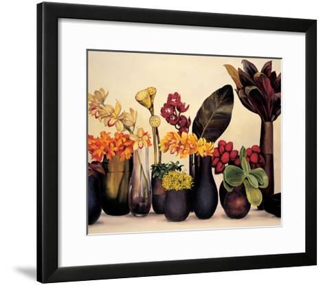 Freshly Cut II-Rodolfo Jimenez-Framed Art Print