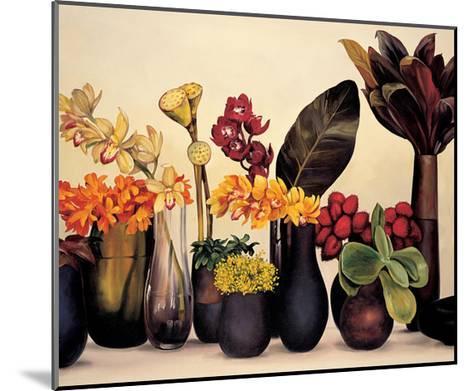 Freshly Cut II-Rodolfo Jimenez-Mounted Giclee Print