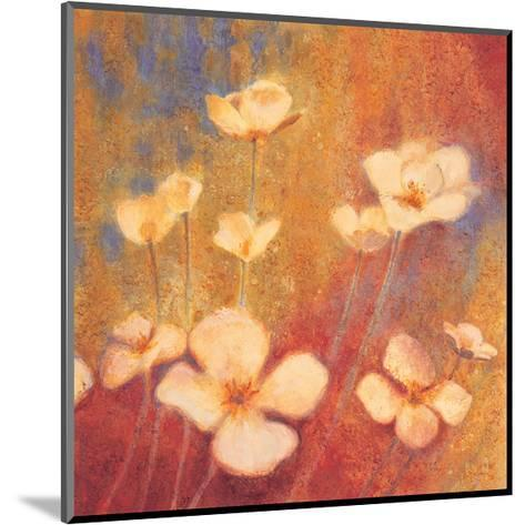 Field of Color II-Anne Michaels-Mounted Giclee Print