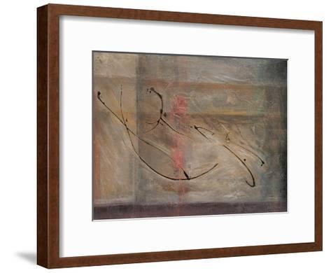 Cross Road II-Kati Roberts-Framed Art Print