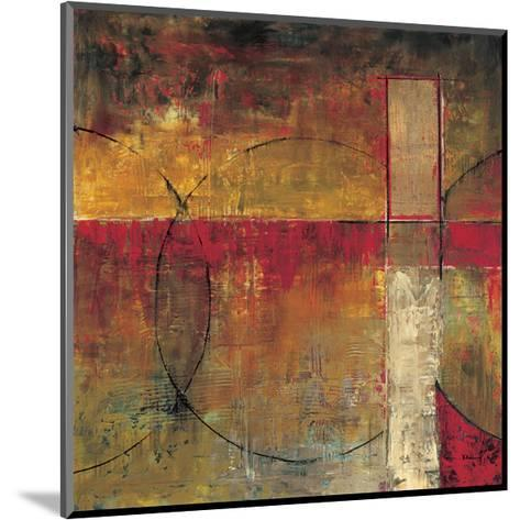 Motion I-Mike Klung-Mounted Giclee Print