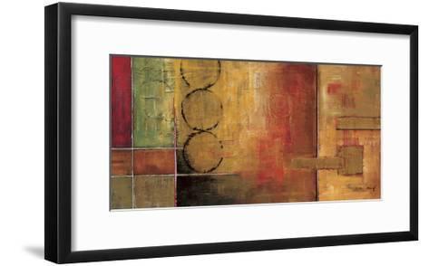 Harmony II-Mike Klung-Framed Art Print