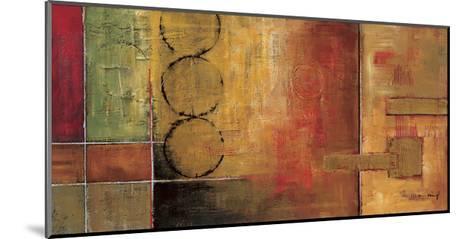 Harmony II-Mike Klung-Mounted Giclee Print
