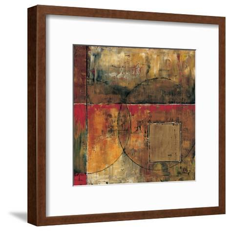 Motion II-Mike Klung-Framed Art Print