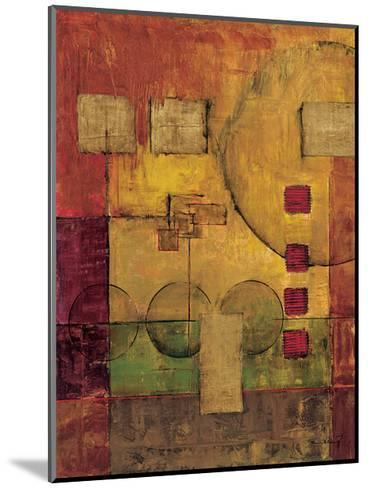 Journey I-Mike Klung-Mounted Giclee Print