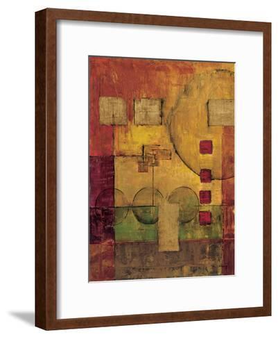 Journey I-Mike Klung-Framed Art Print