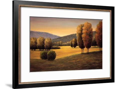 Brand New Day II-Jeffrey Leonard-Framed Art Print