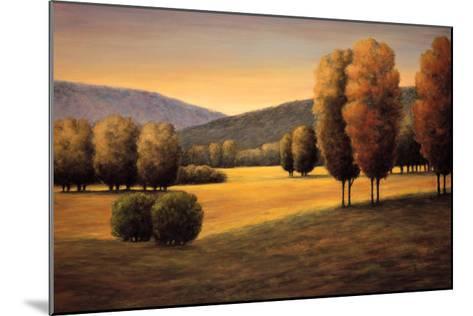 Brand New Day II-Jeffrey Leonard-Mounted Giclee Print
